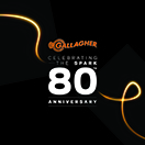 Gallagher Celebrates 80 Years of Sparking Possibilities