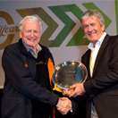 Sir William Gallagher Awarded NZTE Robin Davidson Memorial Award at Fieldays